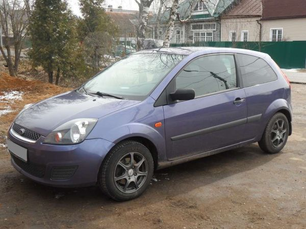 Ford Fiesta, 2006 год, 200 000 руб.
