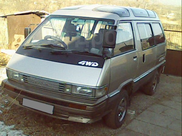 Toyota Town Ace, 1988 год, 35 000 руб.