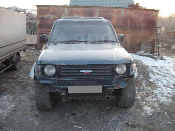 Mitsubishi Pajero, 1994 год, 55 000 руб.