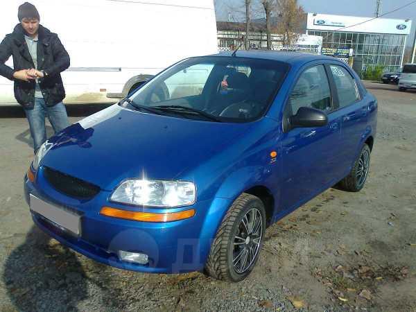 Chevrolet Aveo, 2005 год, 290 000 руб.