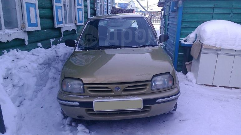 Nissan March, 1996 год, 100 000 руб.