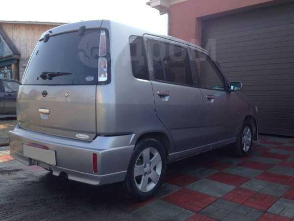 Nissan Cube, 2002 год, 100 000 руб.