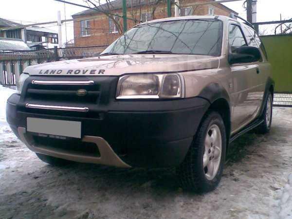 Land Rover Freelander, 2002 год, 330 000 руб.