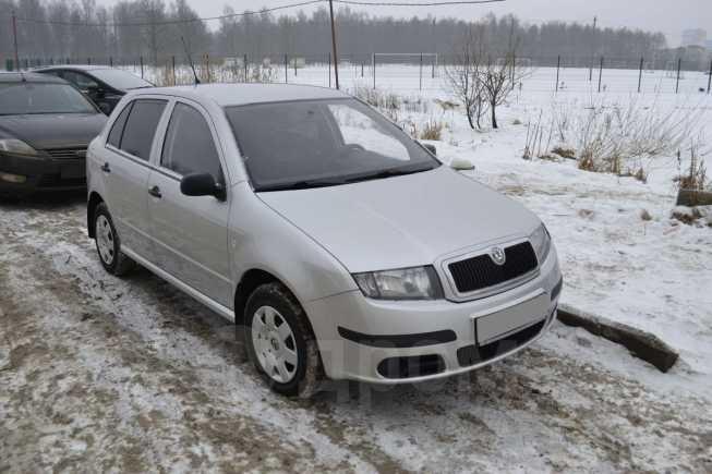 Skoda Fabia, 2006 год, 180 000 руб.