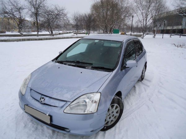 Honda Civic, 2001 год, 258 000 руб.