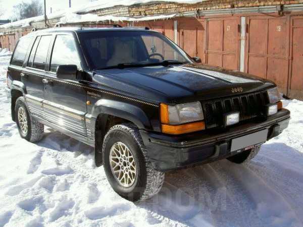 Jeep Grand Cherokee, 1995 год, 249 000 руб.