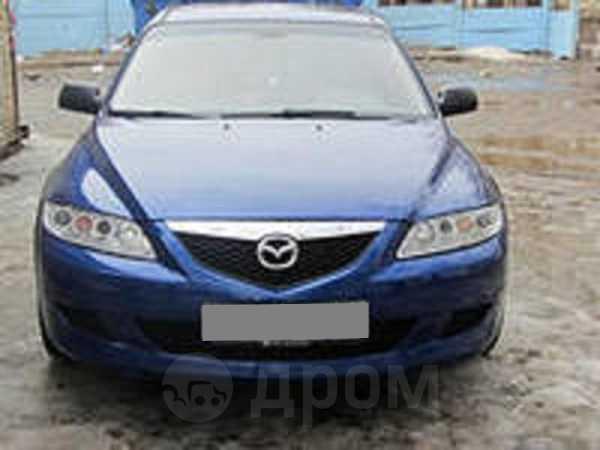 Mazda Mazda6, 2005 год, 570 000 руб.