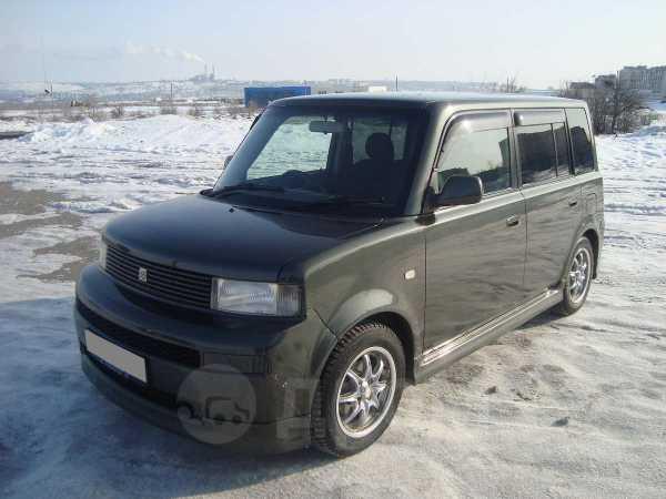 Toyota bB, 2004 год, 300 000 руб.