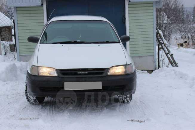 Toyota Caldina, 2001 год, 199 000 руб.