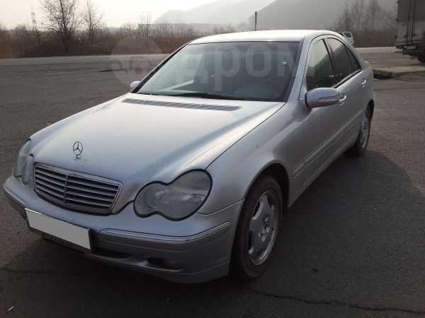 Mercedes-Benz C-Class, 2002 год, 510 000 руб.
