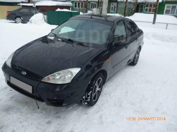 Ford Focus, 2003 год, 179 000 руб.