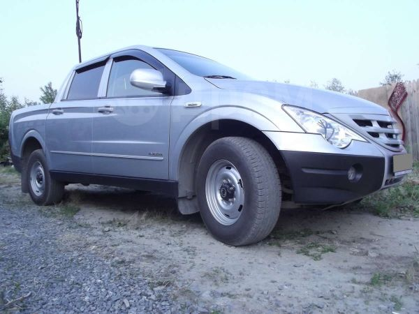SsangYong Actyon Sports, 2011 год, 650 000 руб.