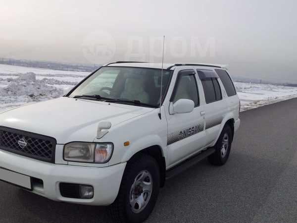 Nissan Terrano, 1999 год, 400 000 руб.