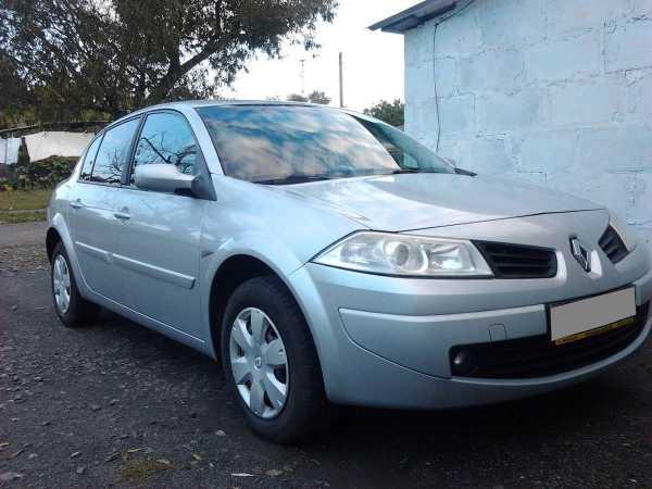 Renault Megane, 2007 год, 330 000 руб.