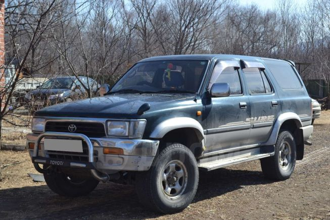 Toyota Hilux Surf, 1995 год, 375 000 руб.