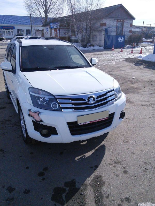 Great Wall Hover H3, 2012 год, 610 000 руб.