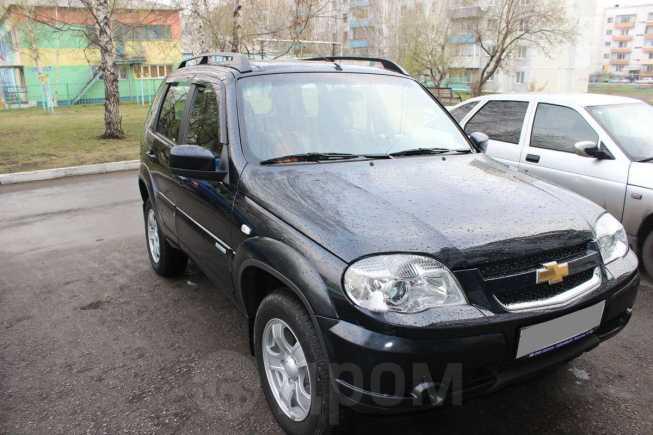 Chevrolet Niva, 2012 год, 440 000 руб.