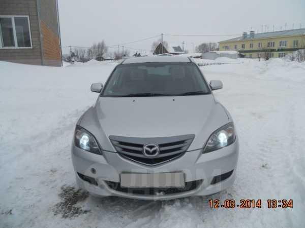 Mazda Axela, 2003 год, 305 000 руб.