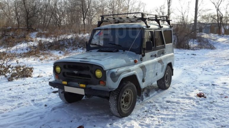 УАЗ Хантер, 2009 год, 270 000 руб.