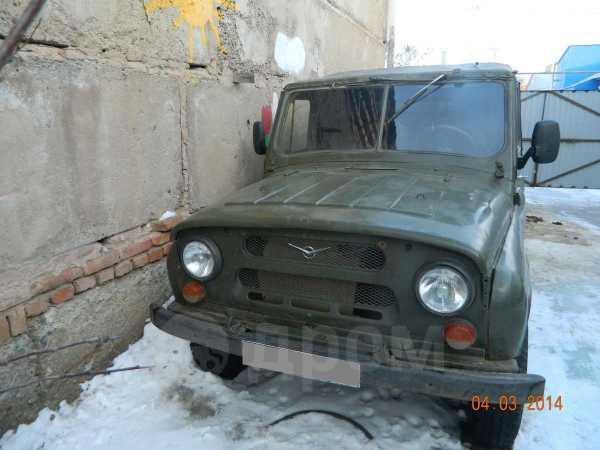 УАЗ 469, 1984 год, 45 000 руб.