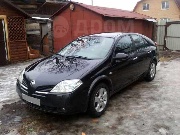 Nissan Primera, 2007 год, 390 000 руб.