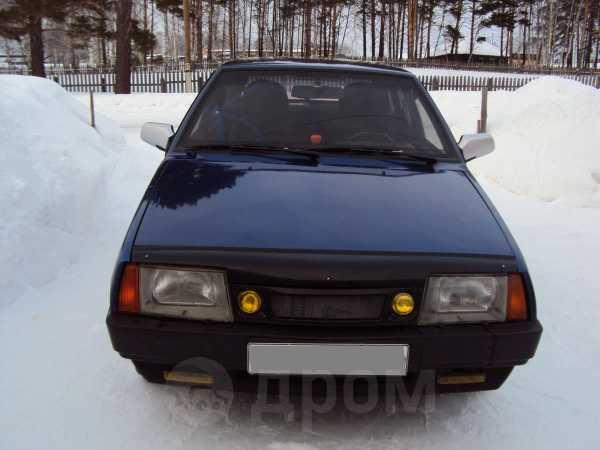 Лада 2109, 2002 год, 100 000 руб.