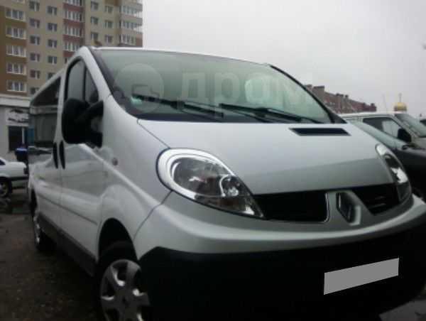 Renault Trafic, 2007 год, 530 000 руб.