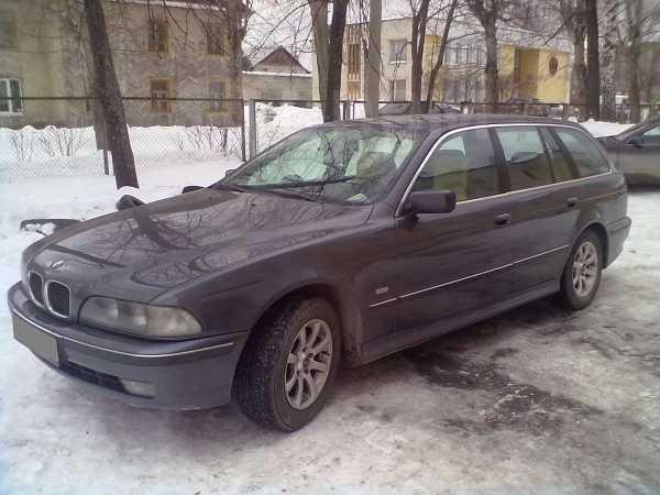 BMW 5-Series, 2000 год, 376 000 руб.