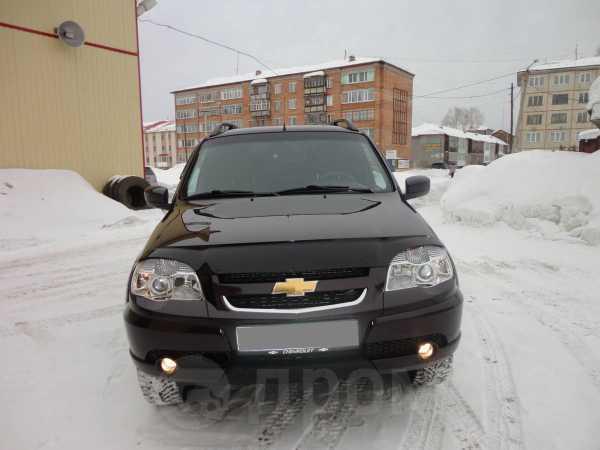 Chevrolet Niva, 2012 год, 500 000 руб.