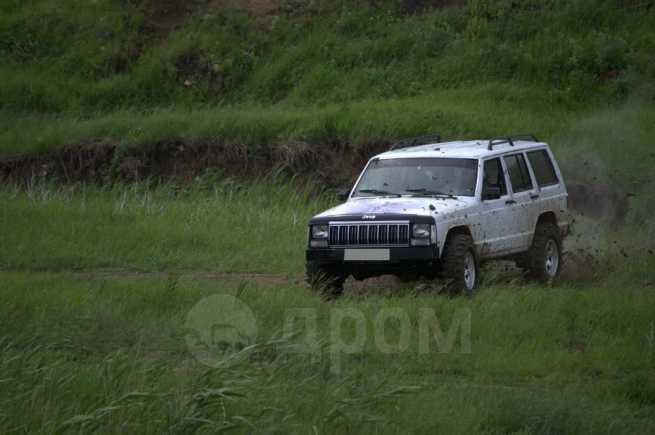 Jeep Cherokee, 1992 год, 255 000 руб.