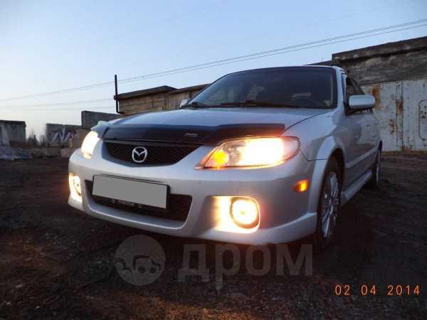 Mazda Protege5, 2002 год, 260 000 руб.