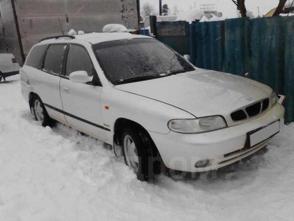 Daewoo Nubira, 1999 год, 150 000 руб.