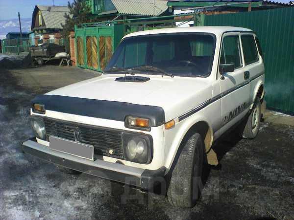 Лада 4x4 2121 Нива, 1995 год, 110 000 руб.