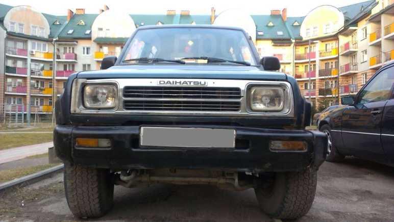 Daihatsu Feroza, 1993 год, 130 000 руб.