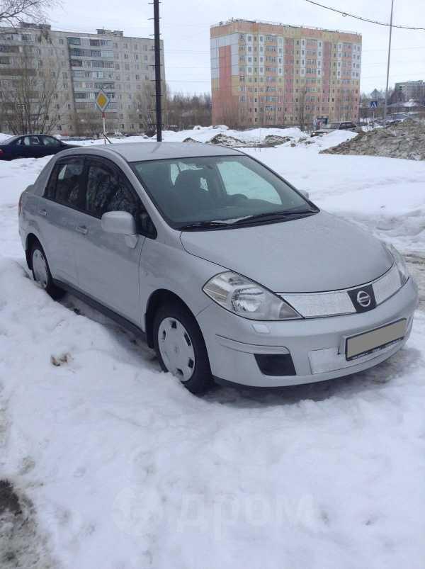 Nissan Tiida, 2007 год, 340 000 руб.