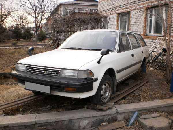 Toyota Corona, 1989 год, 20 000 руб.