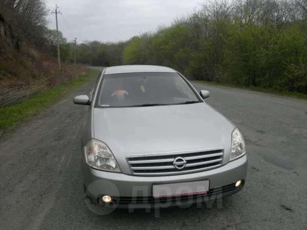 Nissan Teana, 2003 год, 405 000 руб.
