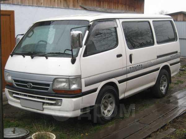 Toyota Hiace, 2000 год, 370 000 руб.