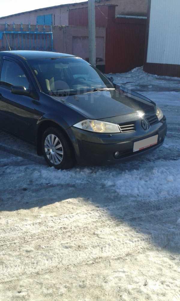 Renault Megane, 2005 год, 290 000 руб.