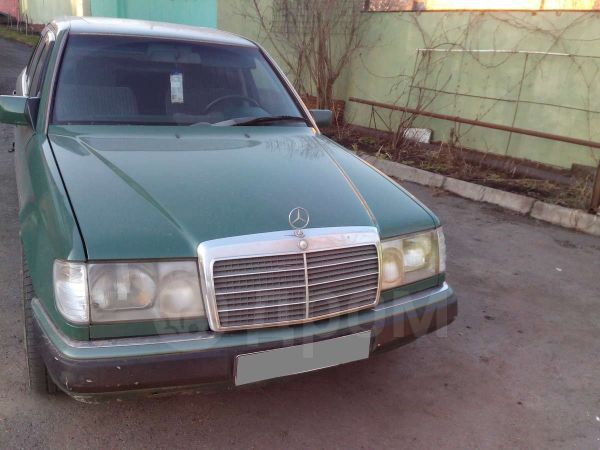Mercedes-Benz E-Class, 1992 год, 165 000 руб.