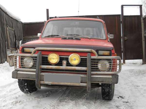 Лада 4x4 2121 Нива, 1981 год, 30 000 руб.