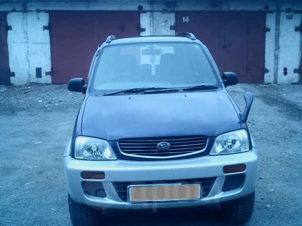 Daihatsu Terios, 1998 год, 220 000 руб.