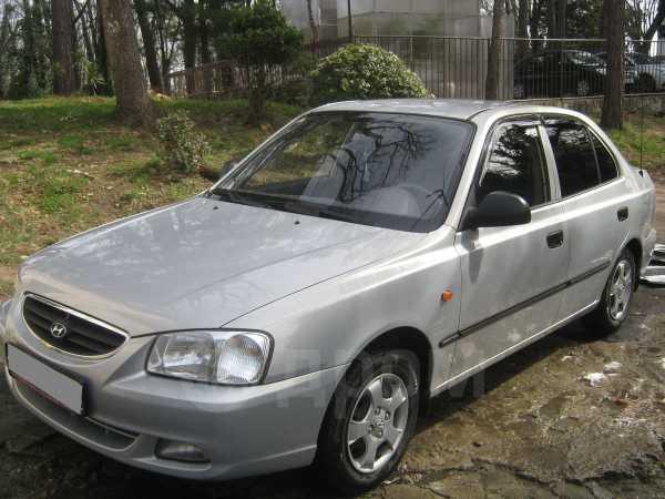 Hyundai Accent, 2010 год, 350 000 руб.