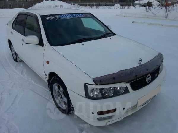 Nissan Bluebird, 2000 год, 270 000 руб.