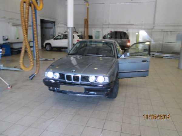 BMW 5-Series, 1988 год, 110 000 руб.
