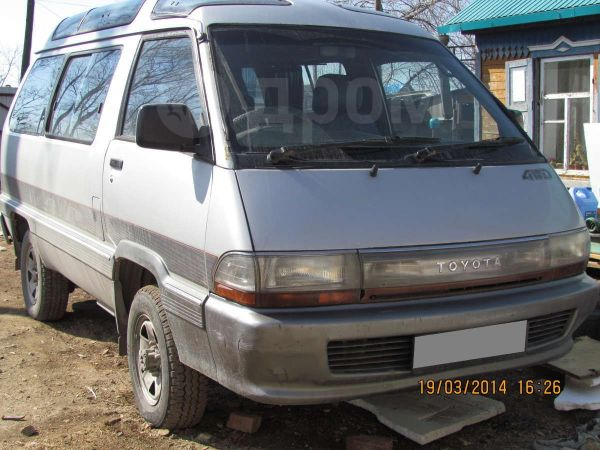 Toyota Town Ace, 1990 год, 110 000 руб.