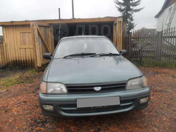 Toyota Starlet, 1992 год, 55 000 руб.
