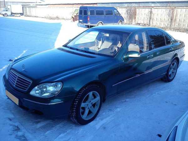 Mercedes-Benz S-Class, 1999 год, 430 000 руб.