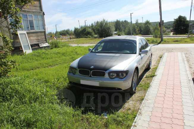 BMW 7-Series, 2001 год, 600 000 руб.