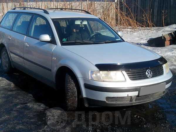 Volkswagen Passat, 2000 год, 235 000 руб.